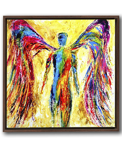 Angel Canvas