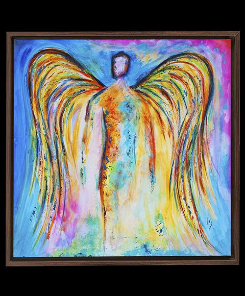 Original Angel Paintings