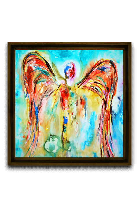 Original Angel Paintings