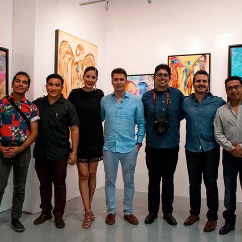 Ivan Guaderrama Art Gallery at Quivira