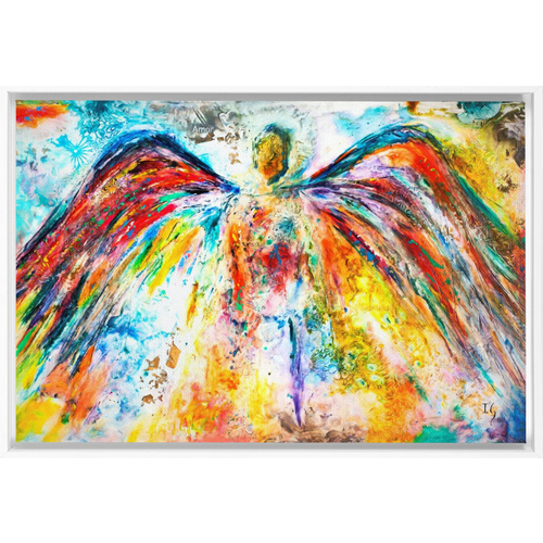 angel painting images