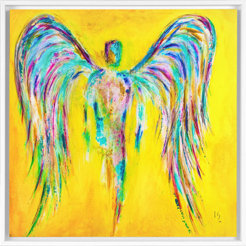 angels painting