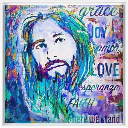 famous jesus painting
