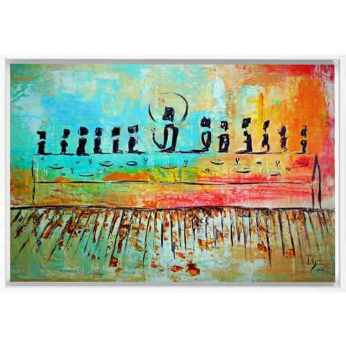 14:12 akiane jesus painting