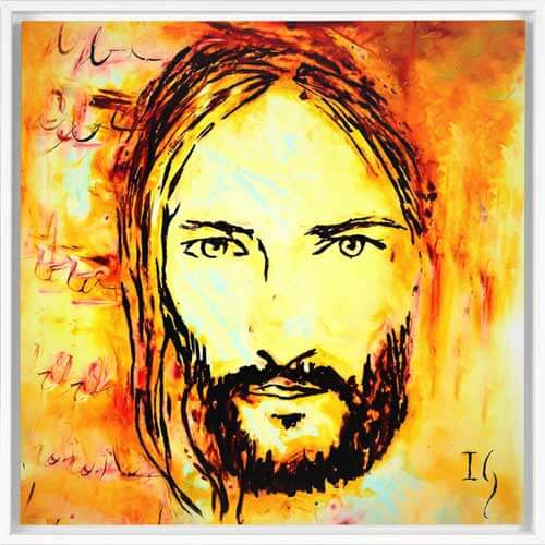 famous paintings of jesus